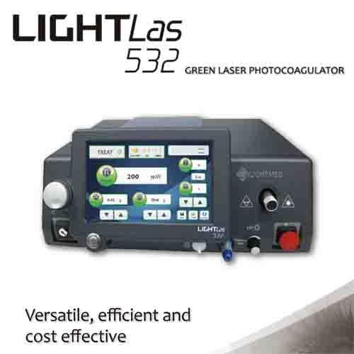 HỆ THỐNG LASER QUANG ĐÔNG 532/ LIGHTLAS 532